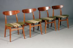 Set of Hans wegner CH30s sold before arrival.