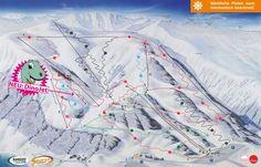 Christlum Achenkirch - Achensee Austria, Winter, Skiing, Map, Winter Time, Ski, Maps, Winter Fashion