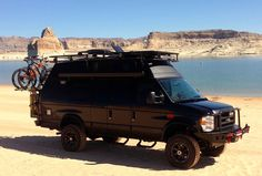 This one just went on the market!  Awesome van!