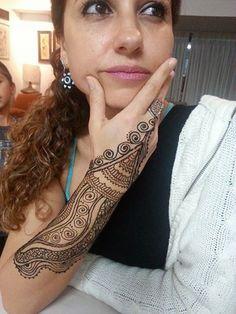 Free style henna
