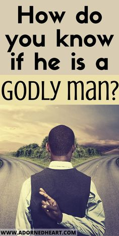 Do you know what makes a Godly man? Have you been wondering how to find a Godly man... a Christian husband who is equally yoked to venture forward in life with you? Understanding the Godly man characteristics that are essential for your life partner will help you to make a wise choice. Pray to God to reveal these things to you in the men you date. #Godlyman #Christian #husband #equallyyoked #adornedheart #datingtips #christianadvice Christian Husband, Christian Friends, Christian Dating, Christian Men, Love Your Wife, Man In Love, Single Ladies, Single Women, Dating Tips For Women