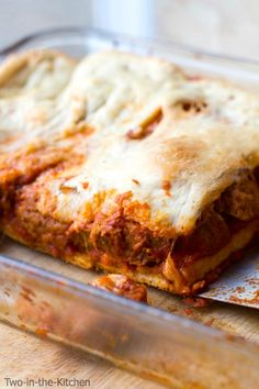 I need to whip up @Renee {Two in the Kitchen}'s Meatball Sub Casserole sometime in the near future. I have a feeling *someone* will freak out over this in the best possible way...