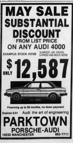 Used Car Lots, Used Cars, Creative Advertising, St Louis, Porsche, Ads, Porch