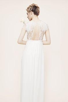 Robe de mariée Laure de Sagazan…
