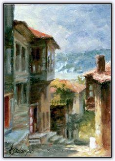 Ressam Kamil Aslanger (1949 - ....)   Türk Ressam - Forum Gerçek