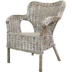 Brympton Rattan Arm Chair