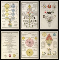 Ancient Secret Symbols   Secret Symbols of the Rosicrucians from the 16th and 17th Centuries ...