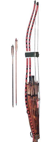 Japanese Bow, Yumi