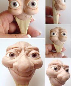 Polymer Clay Dolls Fairies Trolls Tutorials
