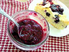 No pectin is needed for this rich, luscious pectin-free triple berry jam! Skip the hassle and tedium of pectin by cooking down the fruit until thick.