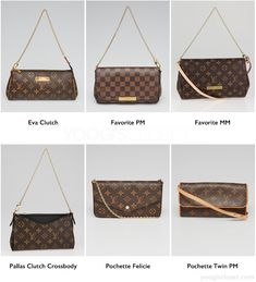 1468a757f9d Authentic Used Louis Vuitton bags for sale · Louis Vuitton FelicieLouis  Vuitton MmLouis Vuitton Crossbody ...