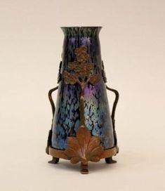 Art Nouveau Loetz Vase by nancy