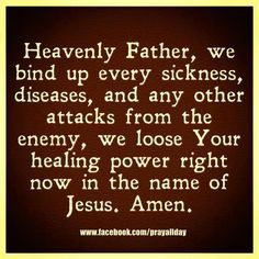 The Power Of Prayer Quotes From The Bible Amen god healing power