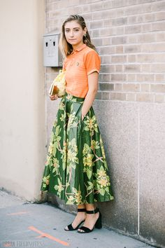 Urban Fieldnotes: New York Street Style: Jenny Walton, outside J. Crew