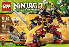 LEGO NINJAGO set 9448 Samurai Mech | eBay