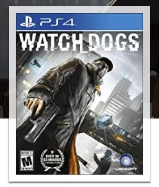 Watch Dogs - PlayStation 4 Ubisoft Watch Dogs