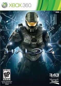 I must say I am really hoping Halo 4 is not a let down... Keep your expectations low and it will live up to them. -Z