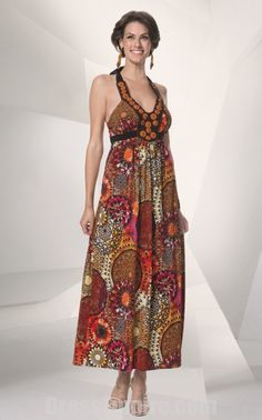 Nothing better on a hot summer day than a nice cool sun dress!