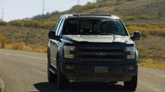 Ford F-150 (2015) pickup truck in BLOOD & OIL: CONVERGENCE (2015) #Ford Drama Tv Series, Pickup Trucks, Blood, Oil, Vehicles, Vehicle, Tools