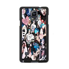 Michael Clifford Collage Samsung Galaxy Note 3|4  Cases