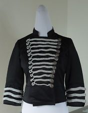 """I Loved this Band Jacket! Reminds me of the Beatles & Abby Road. It was too Small for Me, so Sold in My e-Bay Store for $14.95.  Check my Store for other Great Items & Buys. e-bay- """"HaleysGeneralStore"""", no spaces between words."""