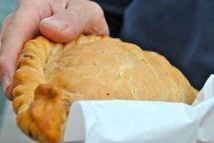 Traditional Cornish Pasty and the Perfect Cornish Pasty Recipe