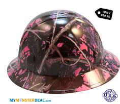 My Monster Deal is committed to bringing you the most innovative, best Hydro Dipped Hard Hat Helmets on the market. mymonsterdeal.com Wholesale Prices of up to 80% OFF on Quality Workmanship!    #Best Prices  www.mymonsterdeal.com