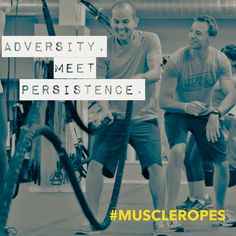 Attention Trainers: Motivate your clients with game-changing Muscle Ropes workouts. Our commercial grade battle ropes will take your business to the next level. Contact us! http://muscleropes.com/contact/