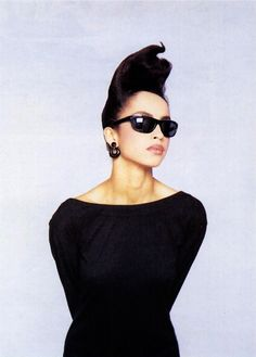 Whistles Muse: Fresh out of Central Saint Martins, Sade Adu developed her own menswear line before naturally her talent took her to music. Quiet Storm, Easy Listening, Black Is Beautiful, Beautiful People, Simply Beautiful, Beautiful Things, Sade Adu, Vogue, I Love Music