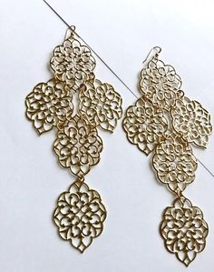 Egyptian Nadia Gold Earring - IBEAUTIFUL LIFE Gorgeous Gold Egyptian Nadia Earrings inspired by Egyptian culture. Your statement earring for the season. Small Gold Hoop Earrings, Diamond Hoop Earrings, Emerald Earrings, Diamond Studs, Silver Earrings, Dangle Earrings, Gold Necklace, Chandelier Earrings, Long Pearl Necklaces