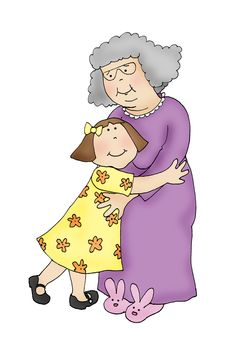 Free Dearie Dolls Digi Stamps: Grammy Hugs Happy Grandparents Day, Happy Mothers Day, Cute Images, Cute Pictures, Fabric Painting, Pebble Painting, Picture Sharing, Art Impressions, Digital Art Tutorial