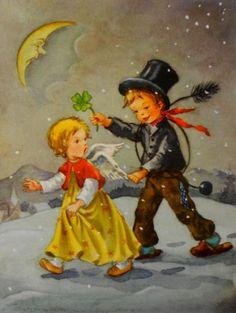 Liselotte Fabig Distling Chimney-Sweeper