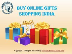 Buy Online Gifts--The Divine Luxury Online Gifts Store lets India Shop for the most perfect gifting that one can think about. We have various collections like Luxury Collection, Lifestyle Collection, 24 Carat Gold-Plated, Religious Artifacts, Duck Collection, and many more which consist of all kind of luxury items that are related to the Home Décor, another is the Kids Collection by which the kids can also enjoy the luxury lifestyle. We provide a wide range of Birthday gifting, Diwali…