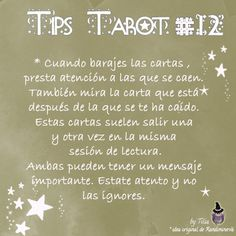 Tarot Tips 12 | Tilia's Blog