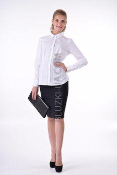 32135c097ea Белая женская рубашка с вертикальной отделкой вдоль линии пуговиц Reitmans