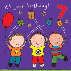 Boys Birthday Cards
