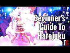 A Beginner's Guide to Harajuku - YouTube