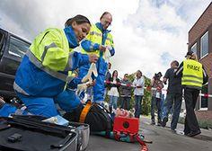 EMTs and paramedics career information