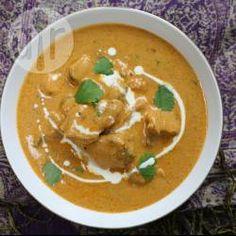 Creamy chicken korma @ allrecipes.co.uk