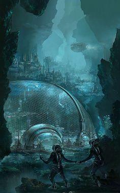 Undersea por  Claramoon