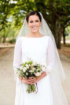 Mercedes Lámbarri Altamira and Hervé Rigonat's Fairy-Tale Wedding in Spain