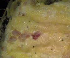 Rezept Spargel-Schinken-Cannelonie Auflauf von Nico23 - Rezept der Kategorie sonstige Hauptgerichte