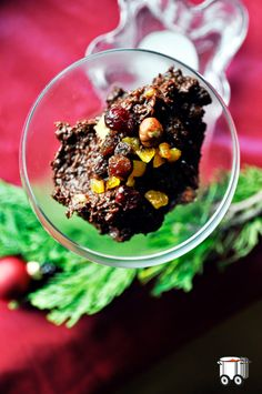 Quick Cheap Tasty : Gingerbread pudding with millet (gluten free, lact...