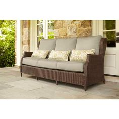 1199 BROWN JORDAN - Vineyard Sofa - D11097-S-CAN - Home Depot Canada
