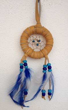 dream catcher  ref DC 140302 by IndianHeritageArts on Etsy