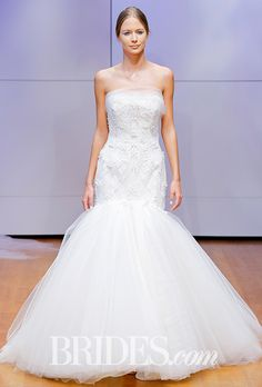 Brides: Rivini by Rita Vinieris Wedding Dresses - Fall 2016 - Bridal Runway Shows - Brides.com