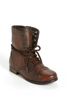 Steve Madden 'Troopa' Boot (Toddler, Little Kid ordered these for the boys. They are going to look too cute!