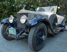 1924 Open Tourer by Brockman (chassis 110AUB)
