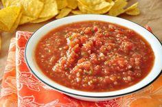 Chili's Salsa. Photo by SharonChen