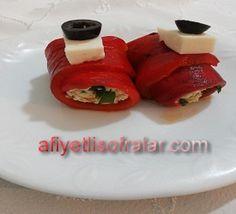 Biber Sarma Tarifi - Afiyetli Sofralar - Yemek Tarifleri